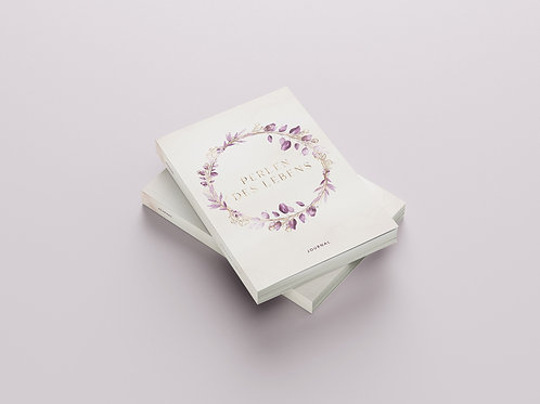 """Journal """"Perlen des Lebens"""""""