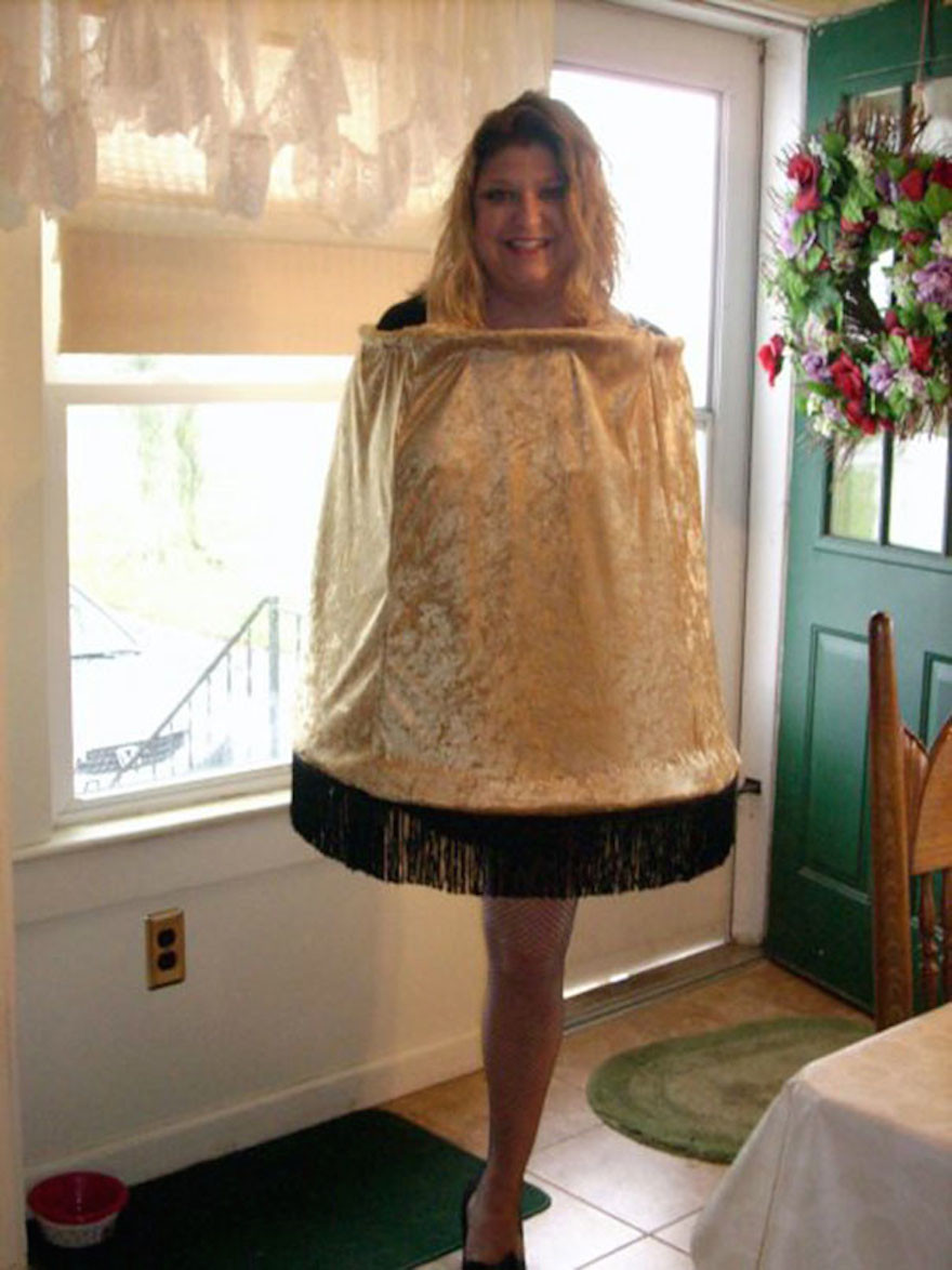 Leg lamp Amputee Costume
