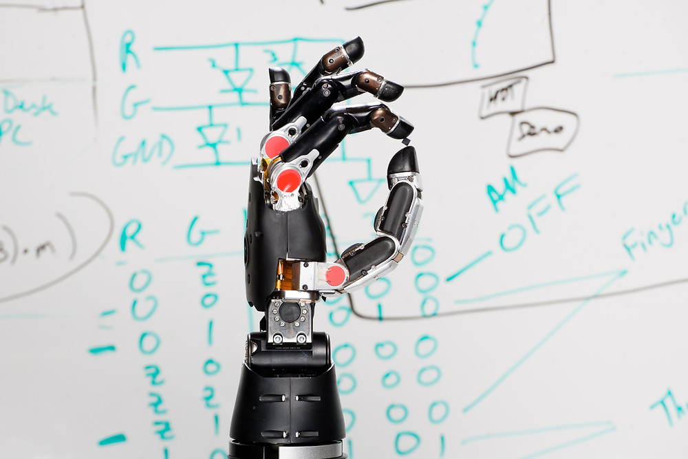 Top Five Prosthetic Technologies (image property of DARPA)