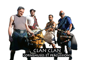clan clan cornemuses et percussions Agde