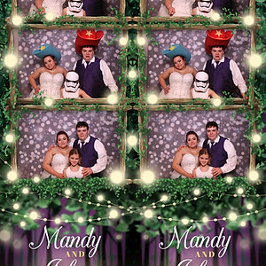 Mandy-Jake Wedding