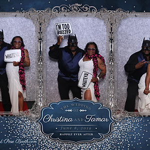 Christina-Tamar Wedding