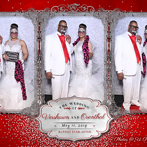Vershawn-Orenthal Wedding