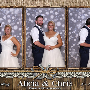 Alicia-Chris Wedding