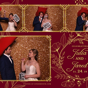 Julia-Jared Wedding