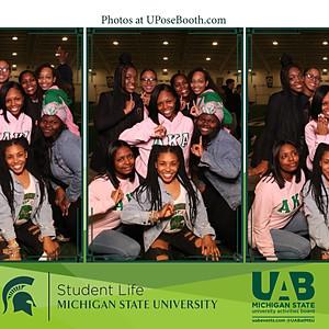 MSU - Student Life Event