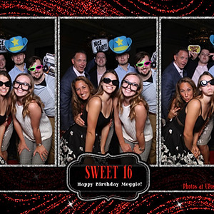 Meggie's Sweet 16 Birthday