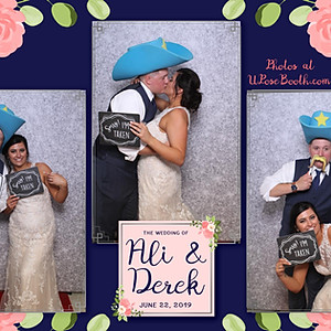 Ali-Derek Wedding