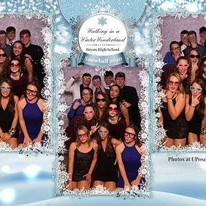 Byron High School - Snoball