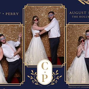 Carly-Perry Wedding