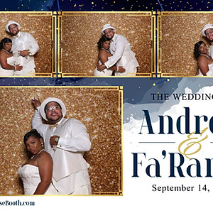 Andrew-Fa'Randa Wedding