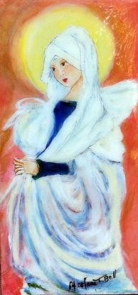 Madonna by Marlene T. Bell
