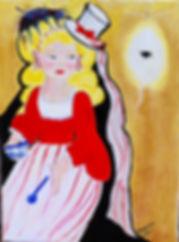 Caught in the Net: Little Miss Muffett