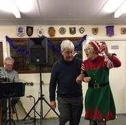A Christmas Irish Jig.