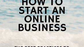 7 Foolproof Tips on How to Start an Online Business