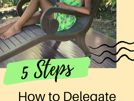 How to Delegate for Digital Nomads
