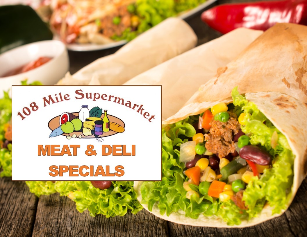 MEAT and DELI SPECIALS