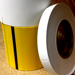Trebnick manufacutures tags and labels with many hig-strength durable materials