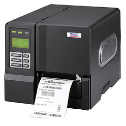 TSC ME240 thermal transfer tag and label printer