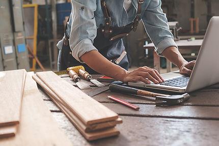 carpenter-working-with-equipment-wooden-