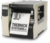Zebra 220Xi4 thermal transfer wide-format tag and label printer