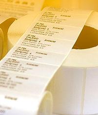 Valeron labels high strength adhesive