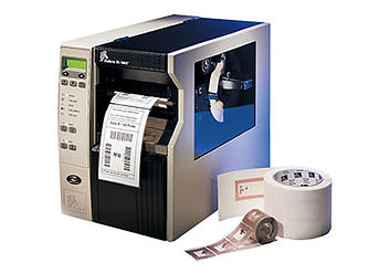 Trebnick can provide thermal transfer printers for your RFID tags and labels