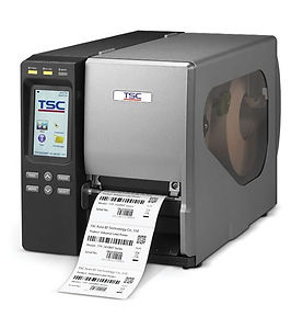 TSC TTP-2410MT thermal transfer tag and label printer