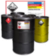 Trebnick manufactures chemically safe GHS tags and labels