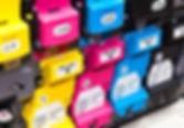 Trebnick provides inkjet cartridges