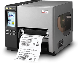 TSC TTP-2610MT thermal transfer tag and label printer
