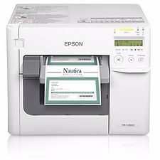 Epson C3500 inkjet tag and label printer