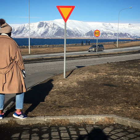 Iceland: The Land That Froze (Me) part one