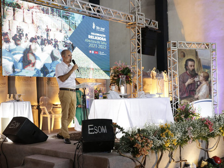 Celebração Religiosa marca Início da Safra na São José Agroindustrial