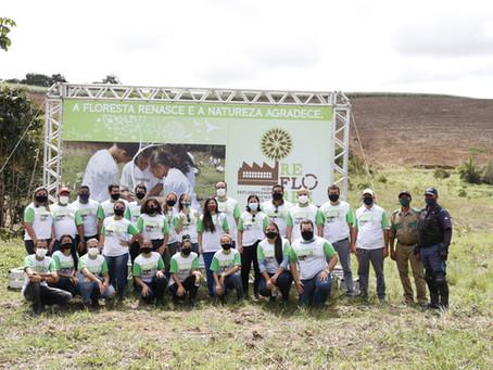 São José Agroindustrial promove nona edição do Programa Reflorestart