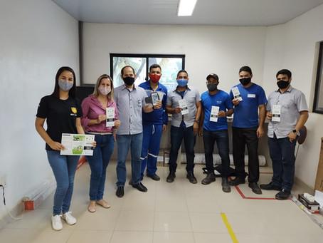 São José Agroindustrial realiza sensibilização Bonsucro