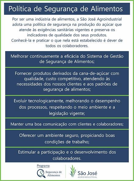 cartaz_Política_de_Segurança_de_Alimento