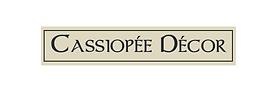 logo cassiopée décors à paimpol
