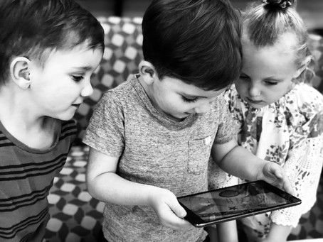 The State of Digital Play in Preschool