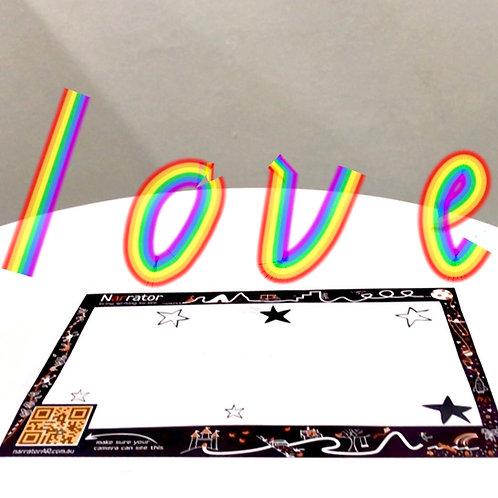 Bundle - 5 Valentine's Day cards