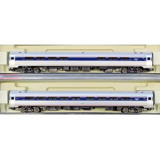 KATO N Scale Amtrak Amfleet 2 Car Set 106-8003
