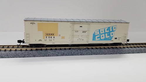 Athearn N Scale 57'FGE Reefer with sound