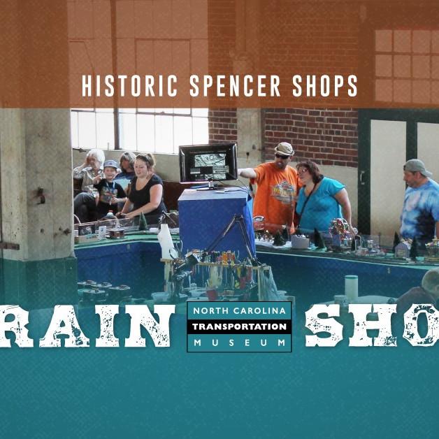 NC Transportation Museum train show