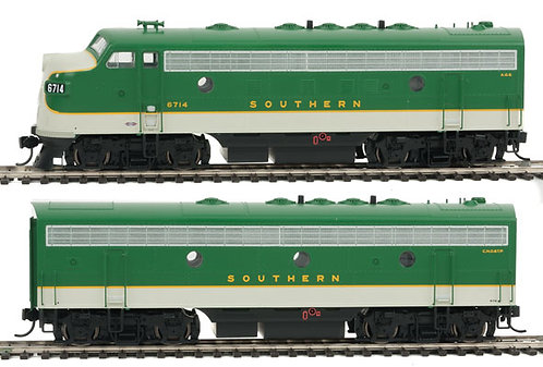 Walthers Mainline EMD F7AB Southern