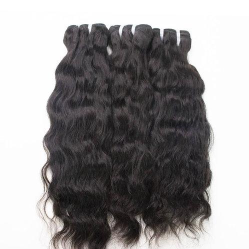 Raw loose Curly