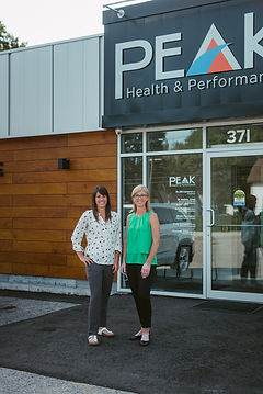 Dr. Andrea Jones, Sport Medicine, Erica Reynolds, Physiotherapy, Midland, Ontario