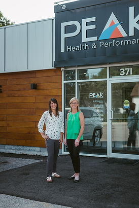 Dr. Andrea Jones, Sport Medicine, Erica Reynolds, Physiotherapy, Midland, Ontario