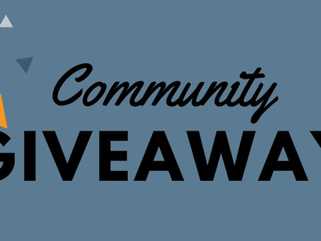 Community Giveaway!