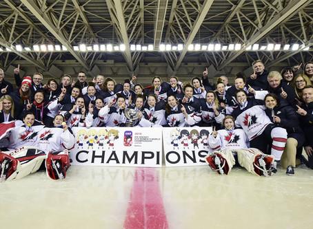 Dr. Jones Scores Exciting Team Canada Position!