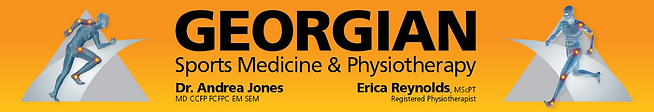 Georgian, Sports Medicne, Physiotherapy, Midlad, Ontario, Dr. Andrea Jones, Erica Reynolds